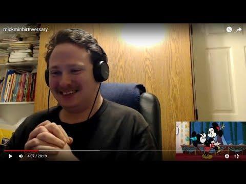 Ranger Reacts: The Birthday Song A Mickey Mouse Cartoon Disney Short