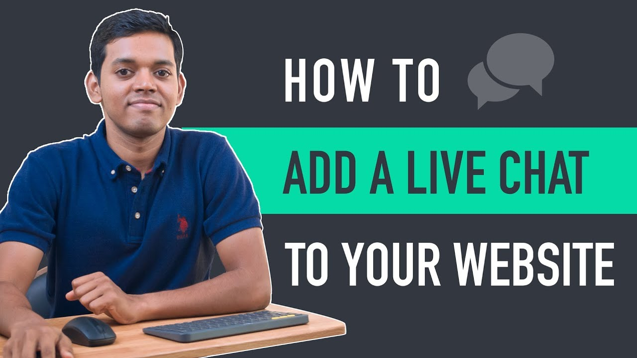How to Add Live Chat to a Wordpress Website