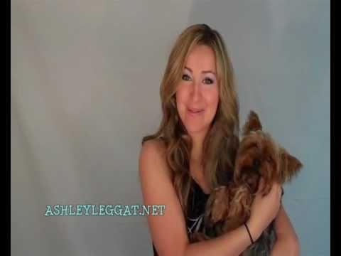 Ashley Leggat - Video Chat Next July 6th!