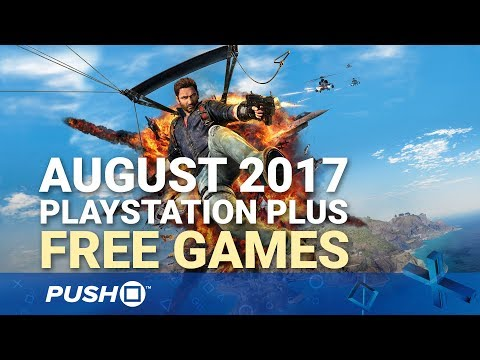Free PlayStation Plus Games Announced: August 2017 | PS4, PS3, Vita | Full PS+ Lineup
