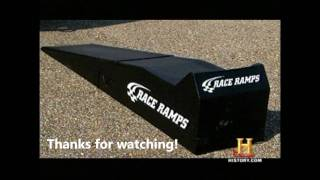 Race Ramps on Modern Marvels