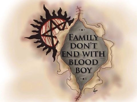 SPN ! Best Fandom Ever ! Family dont end with Blood !