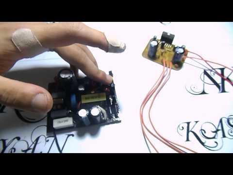 видео: Усилитель для сабвуфера своими руками (handmade subwoofer amplifier )