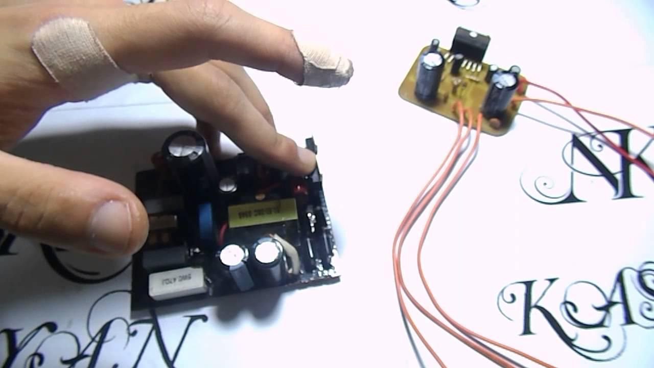 схема подключение сабвуфера в машину своими руками