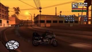 Grand Theft Auto: San Andreas Easy Vigilante Mission Glitch