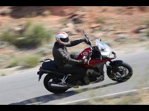 Essai Honda VFR800X Crossrunner