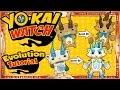 Yo Kai Watch   Evolution Tutorial of ALL 15 Yo Kai   Tips   Tricks