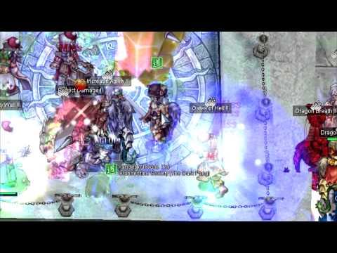[Ragnarok] Xandez Killing Spree! - Clandestine Society WoE 3.5.14 Chaos