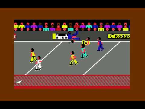 Why I Love........Rocketball (Commodore64)
