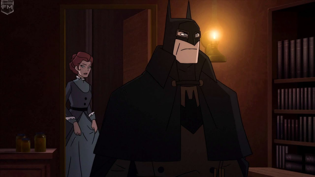 Batman Discovers Who Jack The Ripper Batman Gotham By Gaslight Youtube