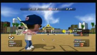 MLB Stickball FULL game Nats vs. Marlins Part 1