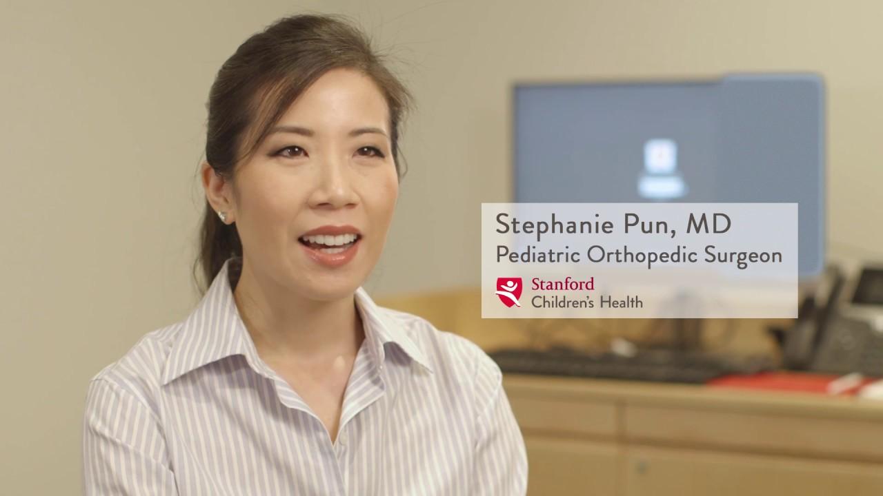 Stephanie Pun, MD – Orthopedics, Stanford Children's Health