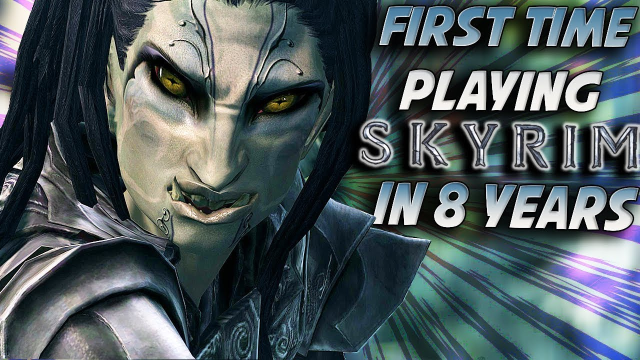 Unmodded Skyrim In 2020 - Adventures Of The WORST Dragonborn thumbnail