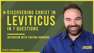 7 QUESTIONS About Jesus Our High Priest | Interview with Daniel Hudgens from Amazing Facts / AFCOE