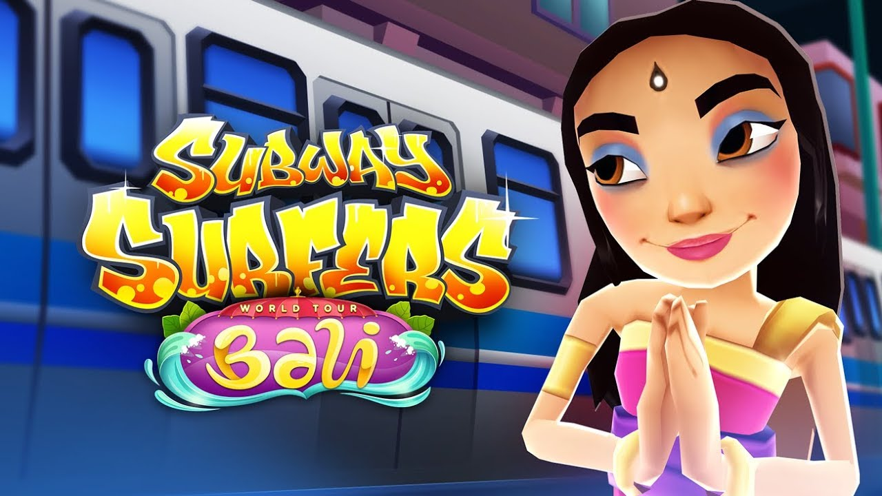 Subway Surfers World Tour 2019 Bali Official Trailer