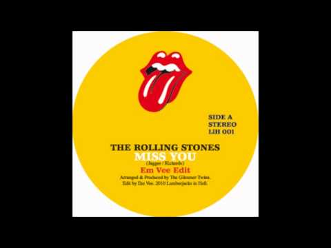 The Rolling Stones - Miss You (Em Vee Edit)