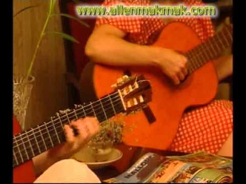 """Coral island""  music by Allen Mak-Mak - (Rumba) Latin"
