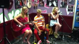 "Orange Circle perform ""Everybody Talks"" by Neon Trees at Archie's Ice Cream in Tustin,Ca - 7/18/13 Thumbnail"
