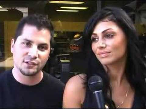 Quick Fix Hatchet Director Adam Green & Joleigh Fioreavanti
