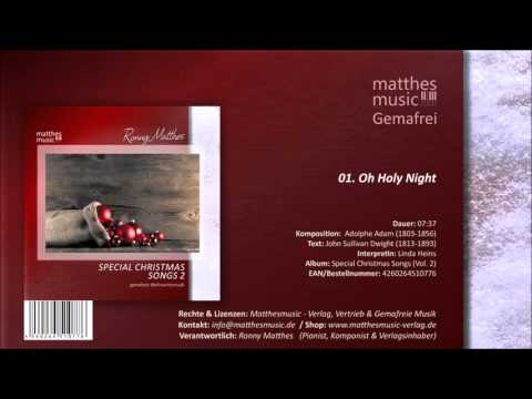 OhHoly Night (01/08) [Adolphe Adam | gemafreie Weihnachtsmusik] - CD: Special Christmas Songs, 2