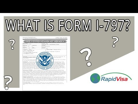What is Form I-797? | RapidVisa®