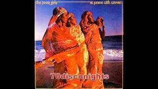 The Jones Girls - Children Of The Night (1980)