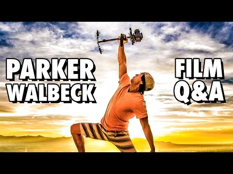 Parker Walbeck Interview - Full Time Filmmaker & Lessons from DevinSupetramp!