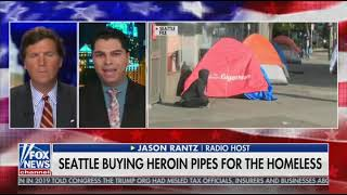 Tax dollars for heroin pipes in Seattle