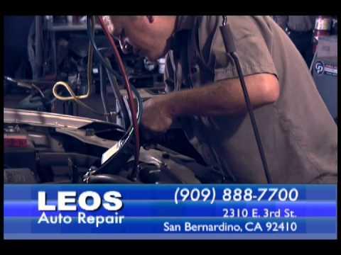 Engine rebuild auto repair shop in San Bernardino California