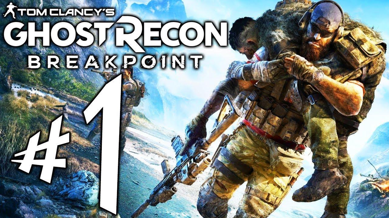 Ghost Recon Breakpoint - Parte 1: Bem-Vindo à Auroa!!! [ PC - Playthrough ]