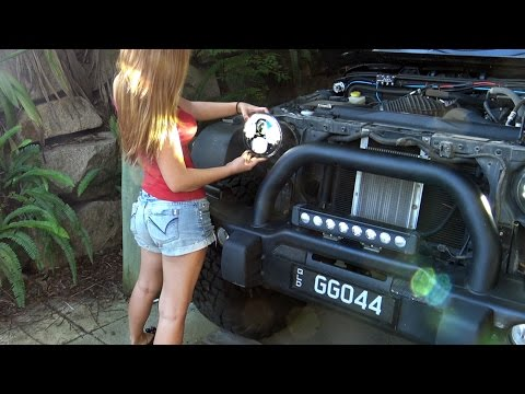 jeep jk wiring schematic led headlights install: j.w. speaker 8700 evolution j on ... #14