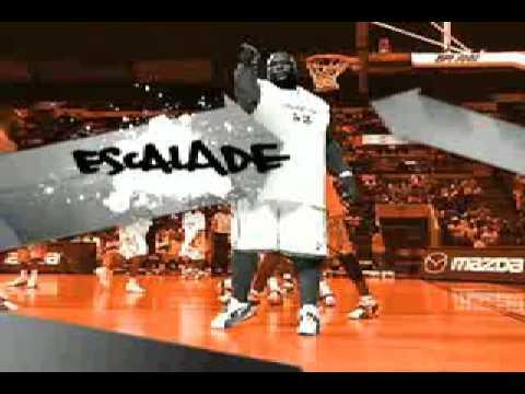 Escalade And1 Mixtape Tour Player