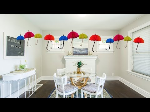 Paper Umbrella decoration Ideas for weddings, parties,festivals