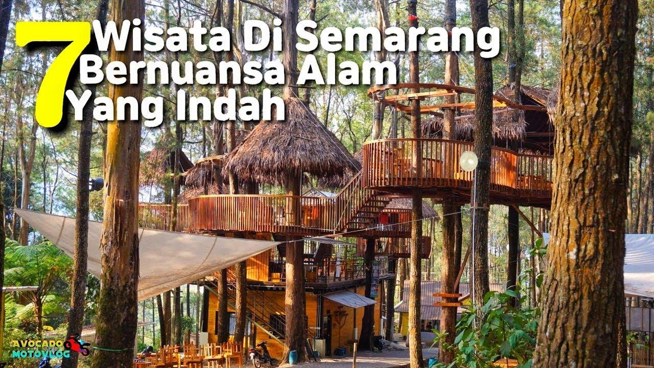 7 Wisata Di Semarang Dengan Nuansa Dan Pemandangan Alam Yang Indah