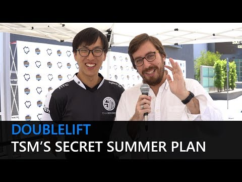 Doublelift: why TSM is trying to focus on being the best team instead of on winning every LCS match