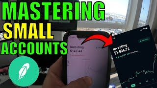 How I Turned $150 into $1,000 In Two Weeks On Robinhood – Mastering A Small Account Trading Strategy