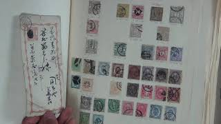 Large Charismatic Collection of Very Old Stamps