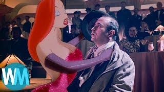 Top 10 Movies That Brilliantly Mixed Live Action and Animation