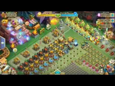 How To Win Castle Clash HBM AH