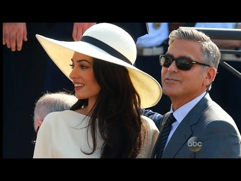 Amal Clooney is Barbara Walters' Most Fascinating Person of 2014