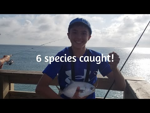 INSANE Outer Banks Saltwater Fishing! (pt.2)