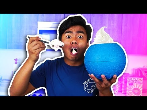 Thumbnail: KICK THE BALL TO MAKE ICE CREAM!