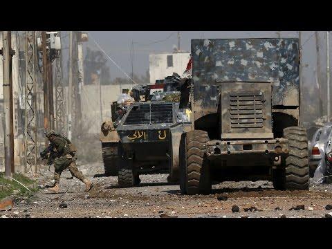 أخبار عربية - عملية عسكرية لتحرير قضاء الحضر في #الموصل  - نشر قبل 4 ساعة