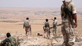 """""""سوريا الديمقراطية"""" تبدأ معركة منبج ضد داعش"""
