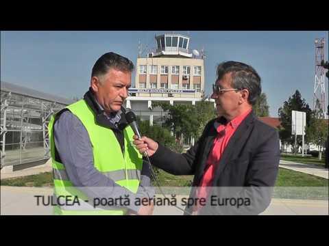 Tulcea - poartă aeriană spre Europa