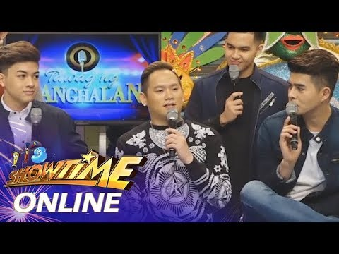 It's Showtime Online: Mark Michael Garcia shares he is also a dancer