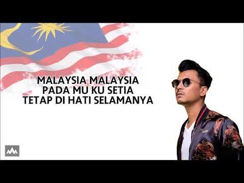 Malaysia - Faizal Tahir (Lyric Video)