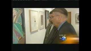 Repeat youtube video PROSPECTUS ART GALLERY - in Chicago's PILSEN neighborhood