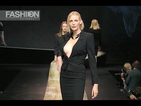 VALENTINO Spring Summer 1998 Paris - Fashion Channel