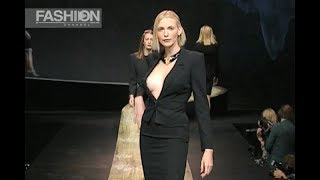 VALENTINO Spring Summer 1998 Paris - Fashion Channel